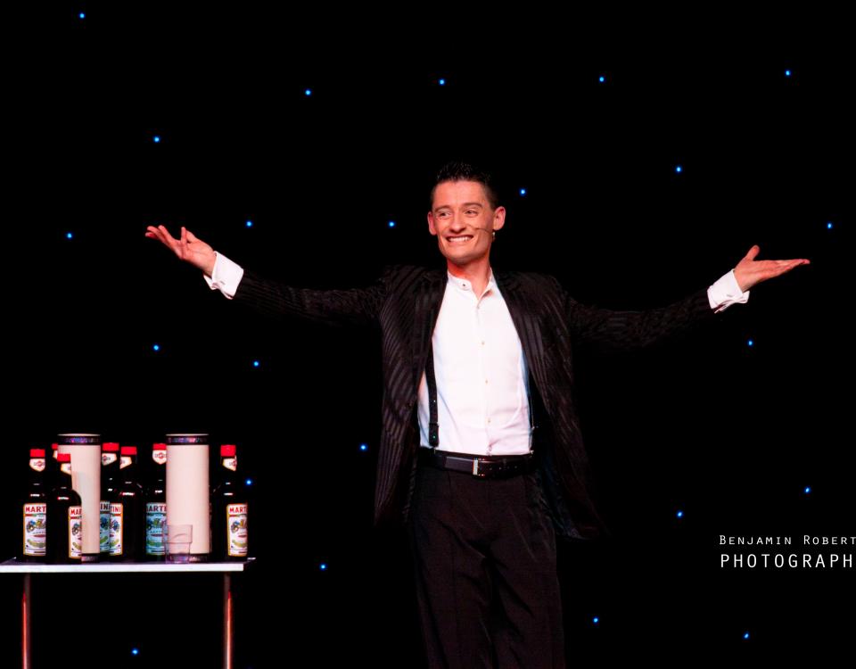 Bühnenshow - Meisterzauberer & Großillusionist Felix Jenzowsky
