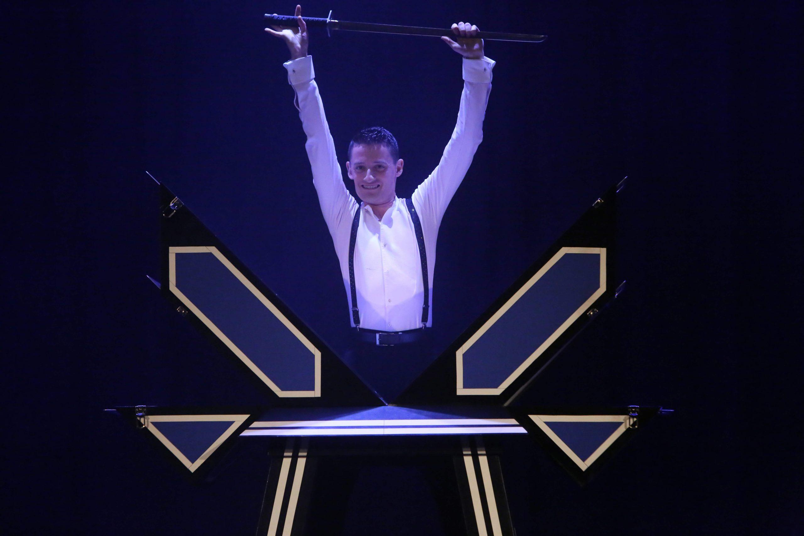 Vorentscheid - Meisterzauberer & Großillusionist Felix Jenzowsky